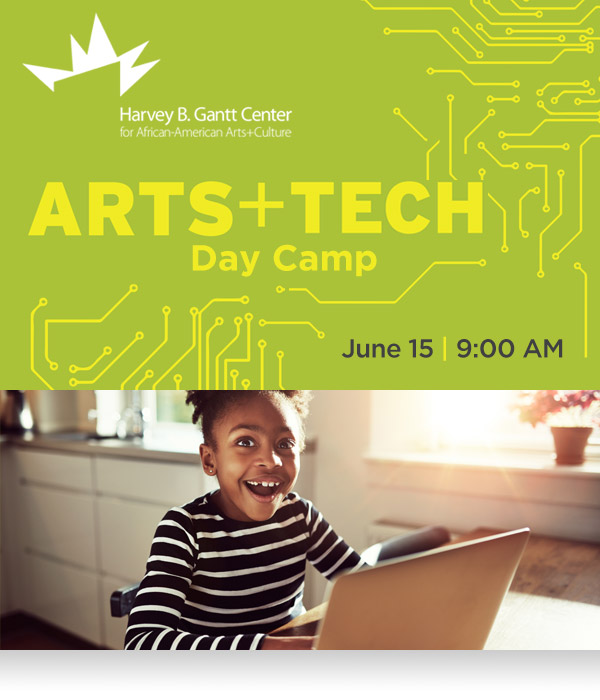Arts + Technology - One-Day Camp