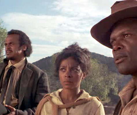 The Classic Black Cinema Series - Buck and The Preacher