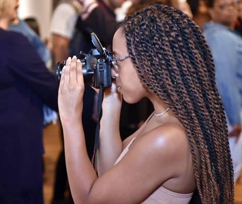 The Digital Lens of Photography - Presentation Showcase