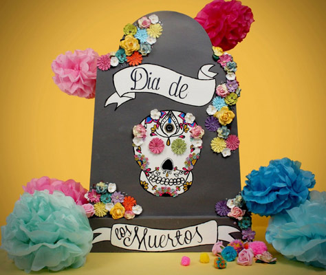 InsidelOut CLT: Day of the Dead Pre-Workshop