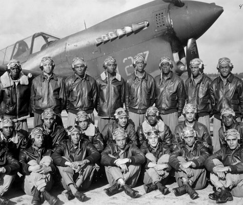 Flying Above the Clouds of Adversity: A Screening and Celebration of Black Combat Pilots