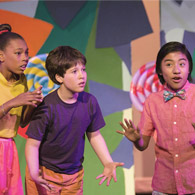 Family First Presented by Novant Health: Hands-On Theatre Basics for the Stage