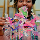 Family First Presented by Novant Health: Crafting Mosaics - An Art-Making Workshop with Lillian Blades