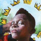 Family First Presented by Novant Health: The Making of Crown, Workshops for Young Writers and Painters