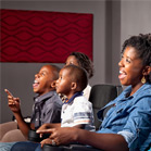 Gantt Center Children's Film Festival! A Family First Presented by Novant Health Program