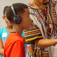 Hip Hop Tech Camp: The Roots and STEM of Rap Performance Showcase