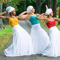 Moving Spirits: A Community Intensive Dance Workshop with Tamara Williams