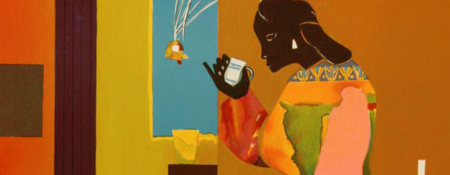 Paper Trail: Romare Bearden Works on Paper