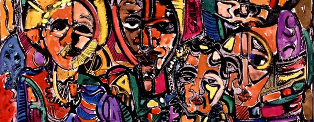 Evolution: Five Decades of Printmaking by David C. Driskell