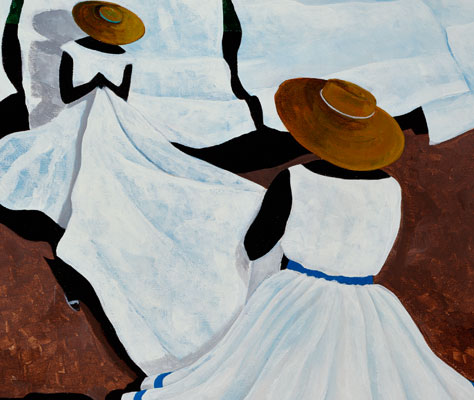 Instill & Inspire: Selections from the John & Vivian Hewitt Collection of African-American Art