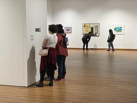 ArtBreak with Levine Center for the Arts