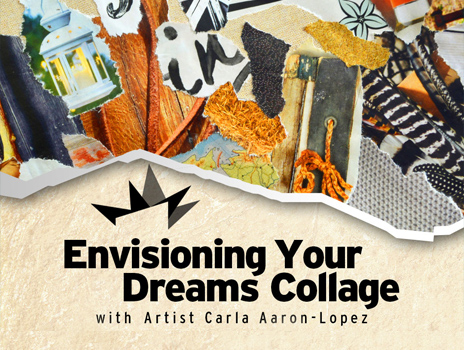 Family First: Envisioning Your Dreams Collage