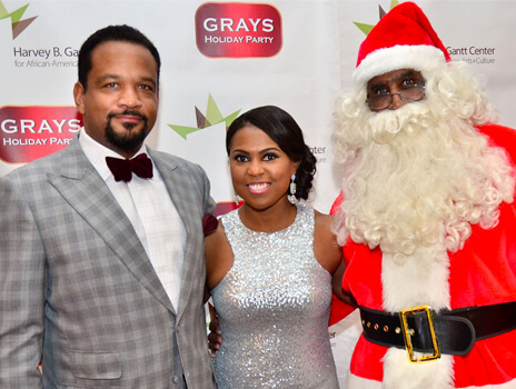 The Gray Holiday Party - A Fundraiser For The Gantt Center