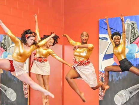 Family First: African Dance Experience