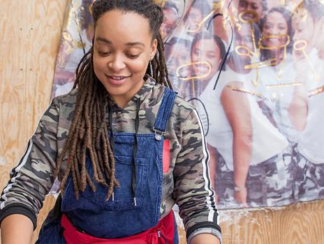 Open Air: An Artist Conversation with Stephanie J. Woods