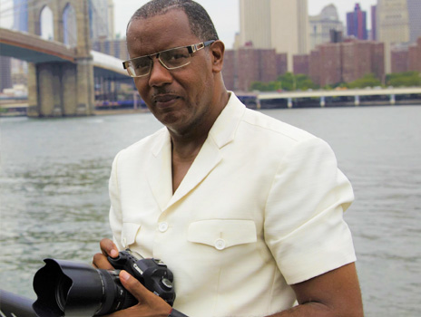 Open Air: Artist Conversation With Jamel Shabazz