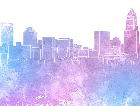 Skyline Paint & Sip