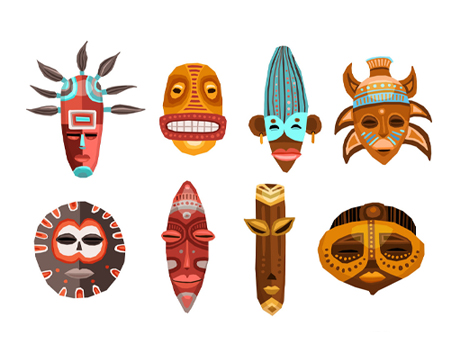 Storytelling and Mask Making